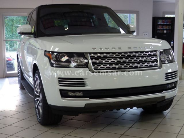 2015 Land Rover Range Rover Auto Biography