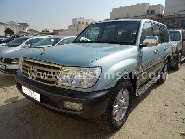 2006 Toyota Land Cruiser GXR Limited