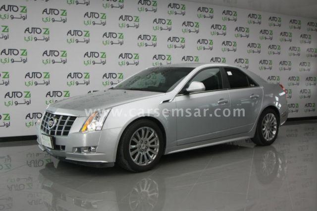 2012 Cadillac CTS 3.6L V6