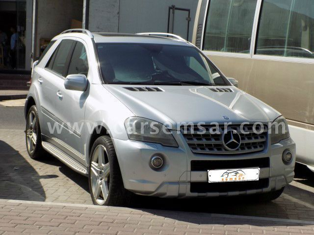 2010 Mercedes-Benz ML-Class ML 350 AMG