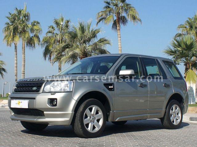 2009 Land Rover LR2 SE