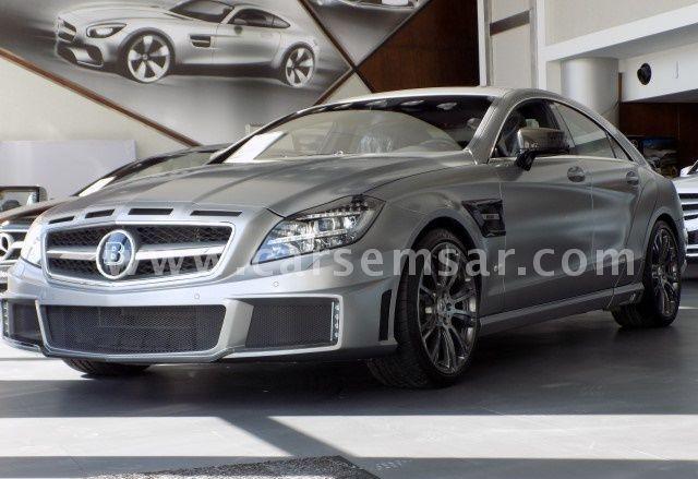 2013 Mercedes-Benz CLS-Class CLS 63 S Brabus