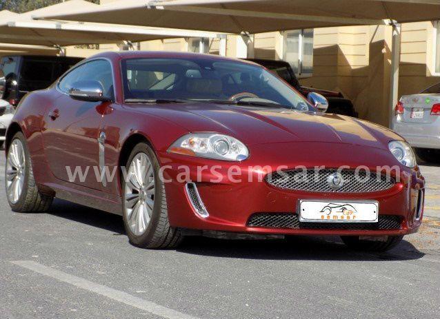2011 Jaguar XKR Coupe