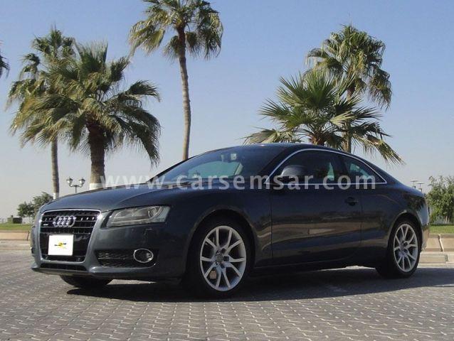 2009 Audi A5 3.2 FSi