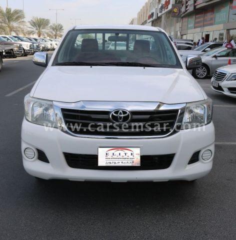 2014 Toyota Hilux 2.0