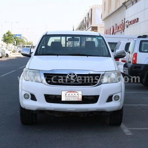 2013 Toyota Hilux 2.7