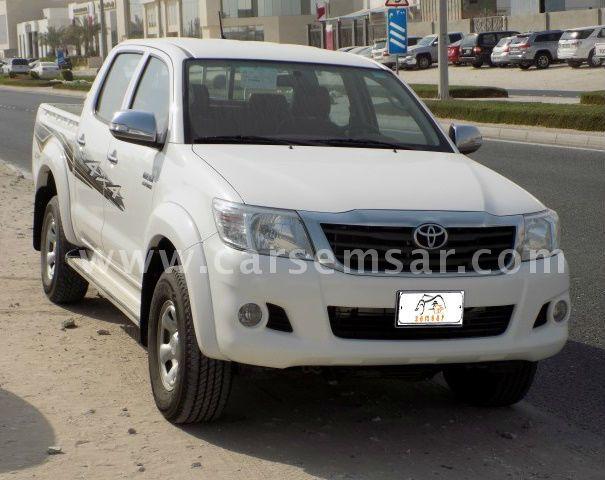 2013 Toyota Hilux 2.7 VVTi 4x4 SRX