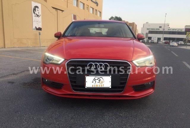 2015 Audi A3 3.0TFSI