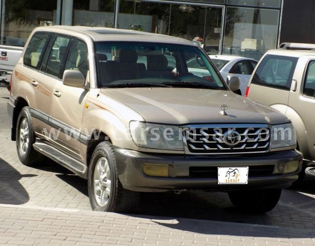 2006 Toyota Land Cruiser VXR