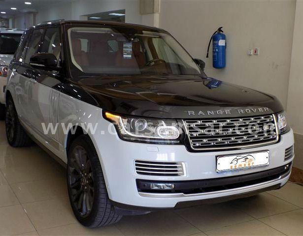 2016 Land Rover Range Rover  Vogue Autobiograhpy