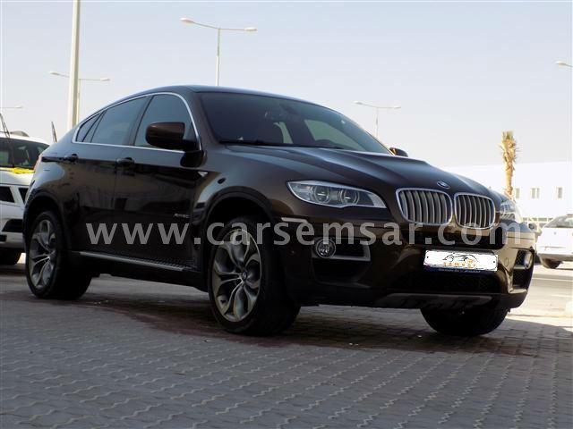 2012 BMW X6 50i MP