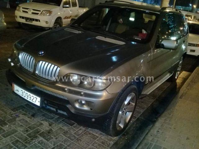 2004 BMW X5 4.8i