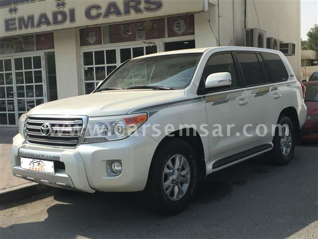 2015 Toyota Land Cruiser GX V8