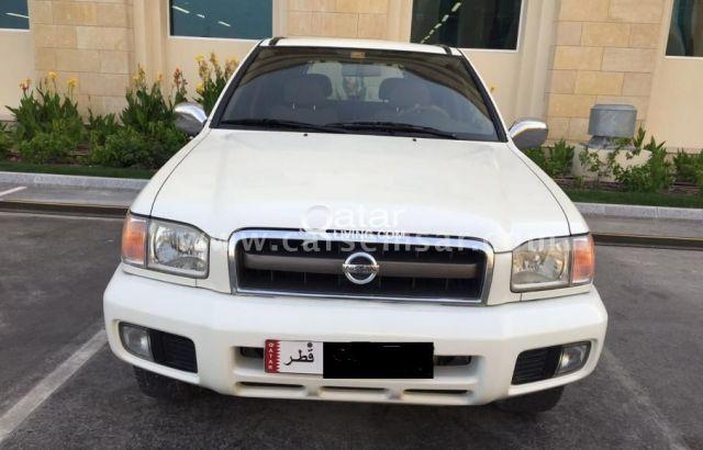 2005 Nissan Pathfinder XE 4x4