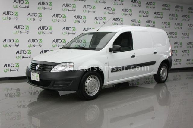 2013 Renault Logan Cargo
