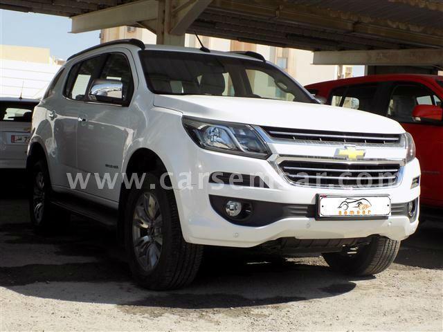 2017 Chevrolet Trailblazer Ltz For Sale In Qatar New And Used Cars