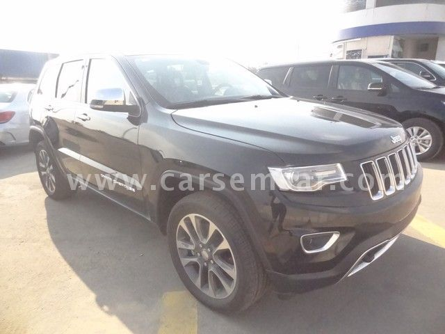 2017 Jeep Grand Cherokee 3.6 Limited 4x4