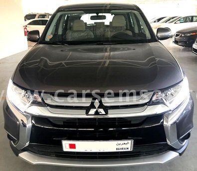 2017 Mitsubishi Outlander 2.4