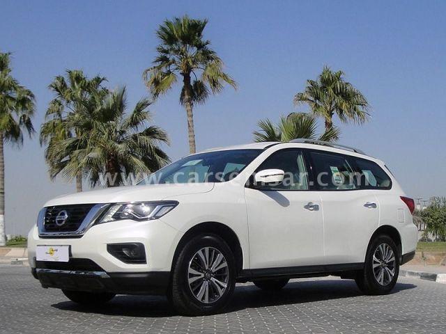 2018 Nissan Pathfinder 4.0