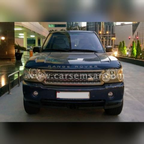 2006 Land Rover Range Rover Vogue Supercharged