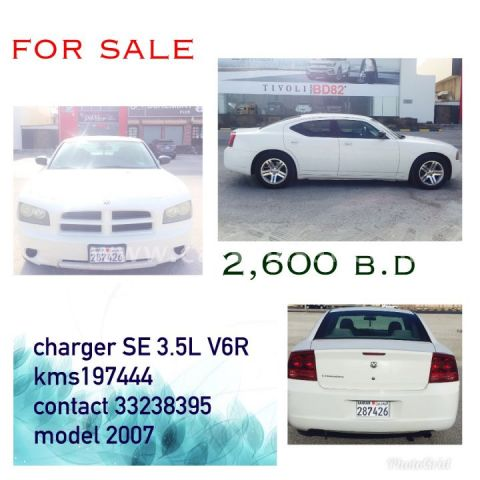 2007 Dodge Charger 3.5L