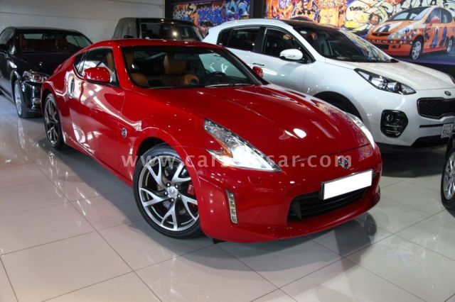 2014 Nissan 370Z Coupe