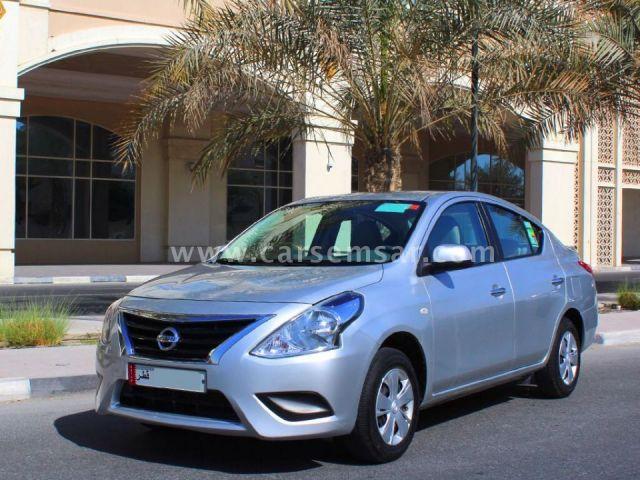 2017 Nissan Sunny 1.6