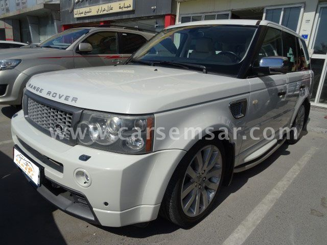 2005 Land Rover Range Rover Sport Supercharged