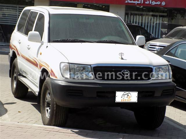 2000 Toyota Land Cruiser GX