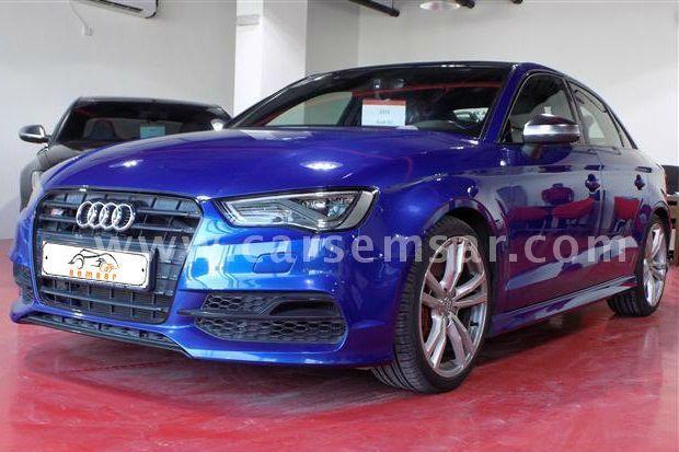2016 Audi S3 2.0T FSi Quattro