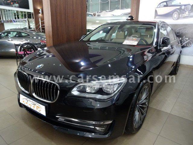 2013 BMW 7-series 730 Li