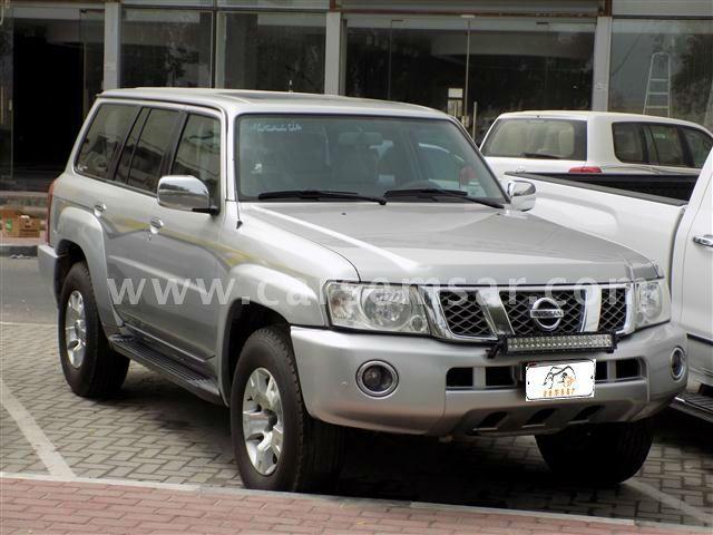 2008 Nissan Patrol Super Safari