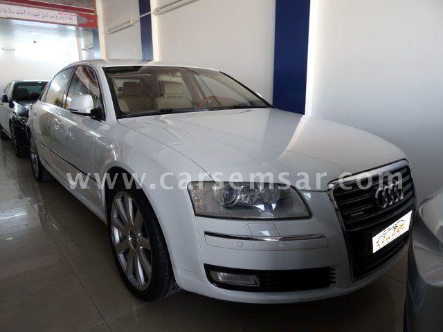 2009 Audi A8 4.2 Quattro