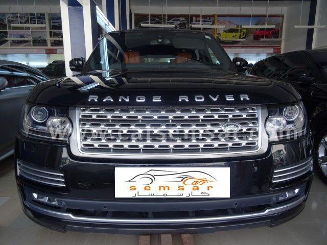 2015 Land Rover Range Rover Auto Biography