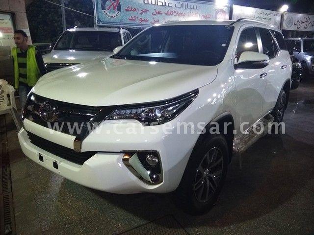 2017 Toyota Fortuner 4.0 V6