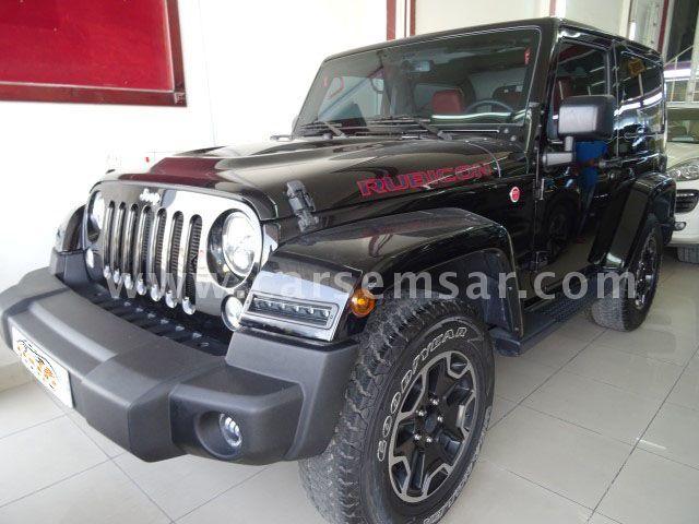 2016 Jeep Wrangler 3.8 Rubicon