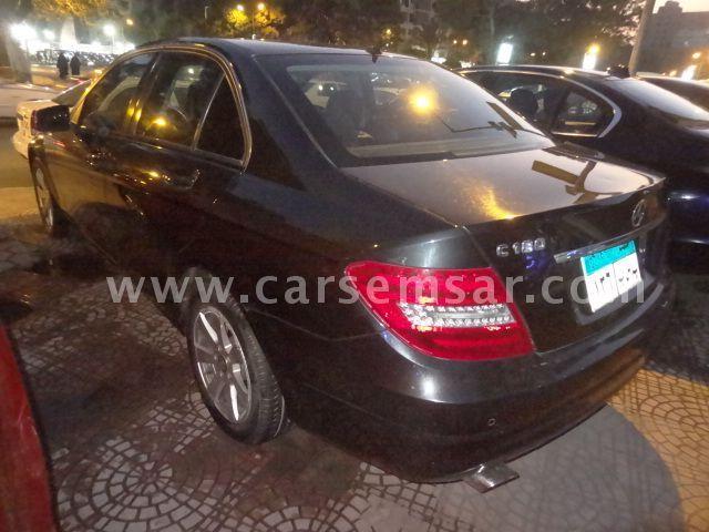 2014 Mercedes-Benz C-Class C 180