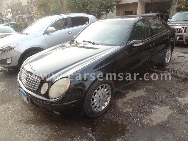 2004 Mercedes-Benz E-Class E 200 Kompressor