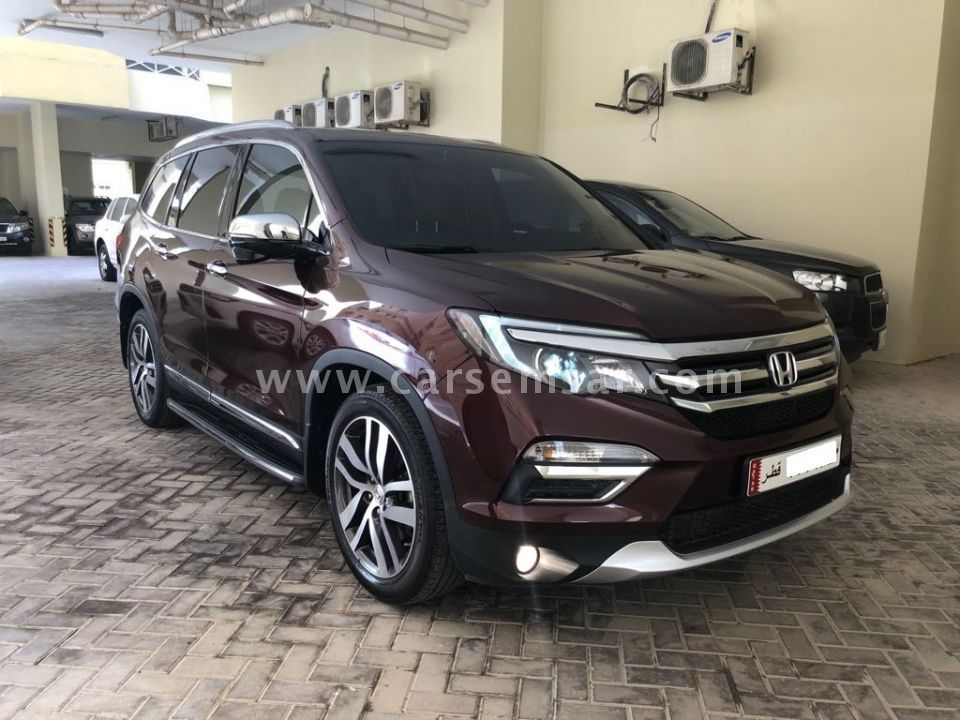 2016 Honda Pilot EX-L for sale in Qatar - New and used cars for sale in Qatar
