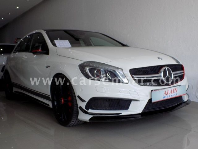 2015 Mercedes Benz A Class A 45 Amg For Sale In Qatar New And Used