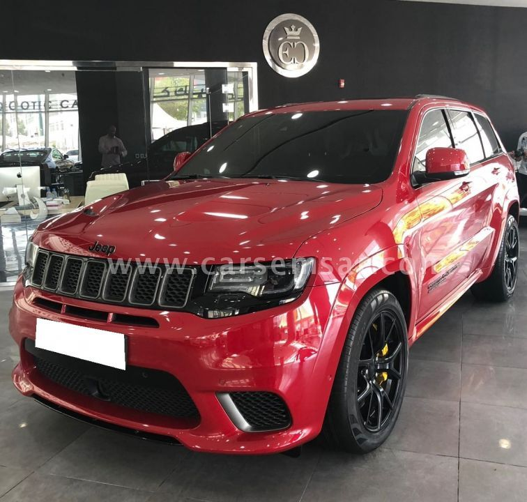 Jeep Grand Cherokee For Sale Near Me: 2018 Jeep Grand Cherokee Trackhawk Hellcat For Sale In