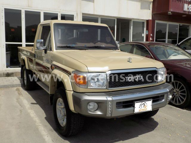 2015 Toyota Land Cruiser Pickup LX For Sale In Qatar   New And Used Cars  For Sale In Qatar