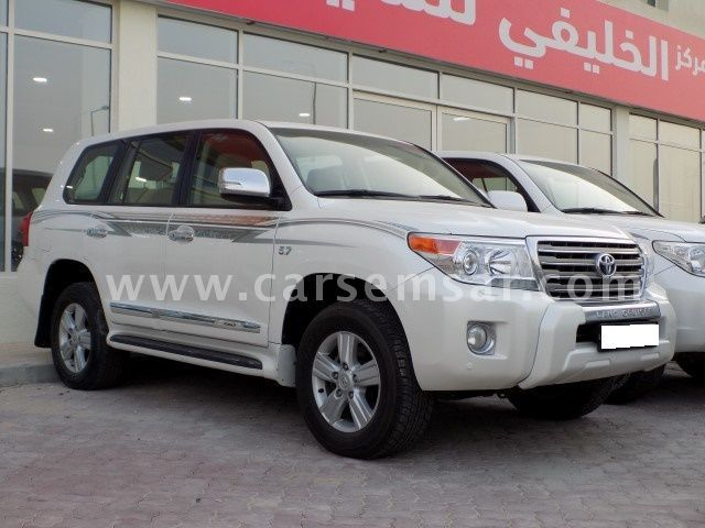 2012 Toyota Land Cruiser VXR For Sale In Qatar   New And Used Cars For Sale  In Qatar