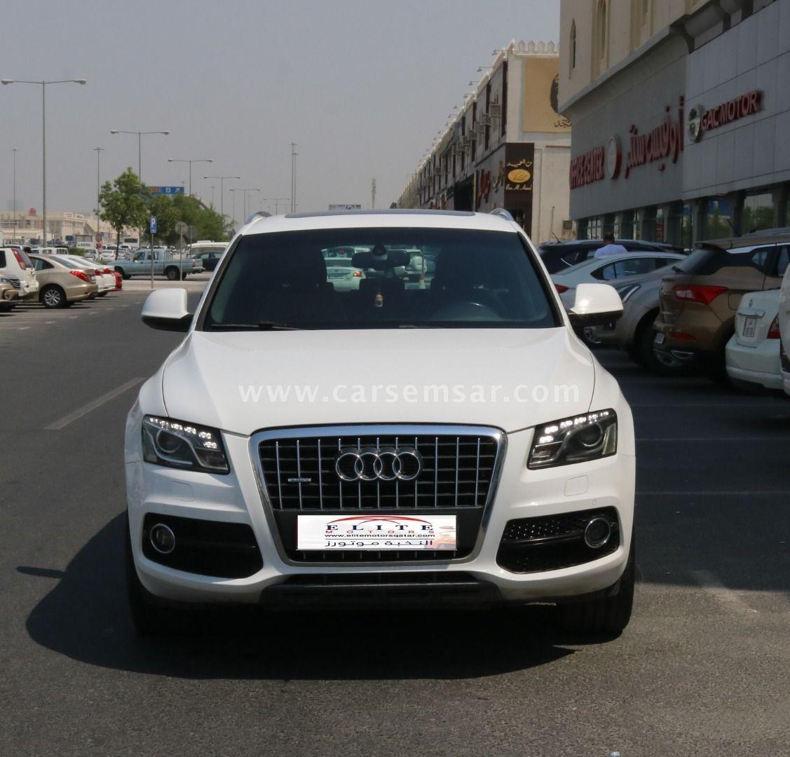 2012 Audi Q5 2.0 TFSi For Sale In Qatar
