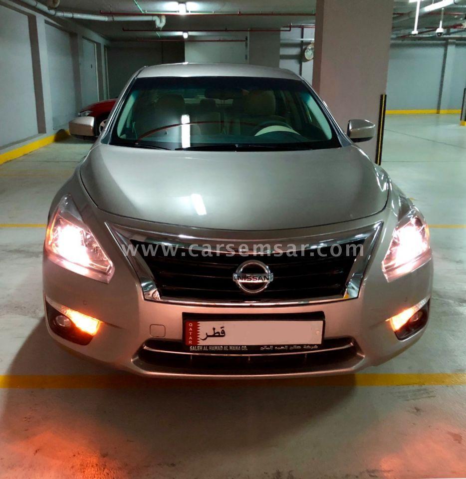 2018 Nissan Altima Interior: 2016 Nissan Altima 2.5 SV For Sale In Qatar