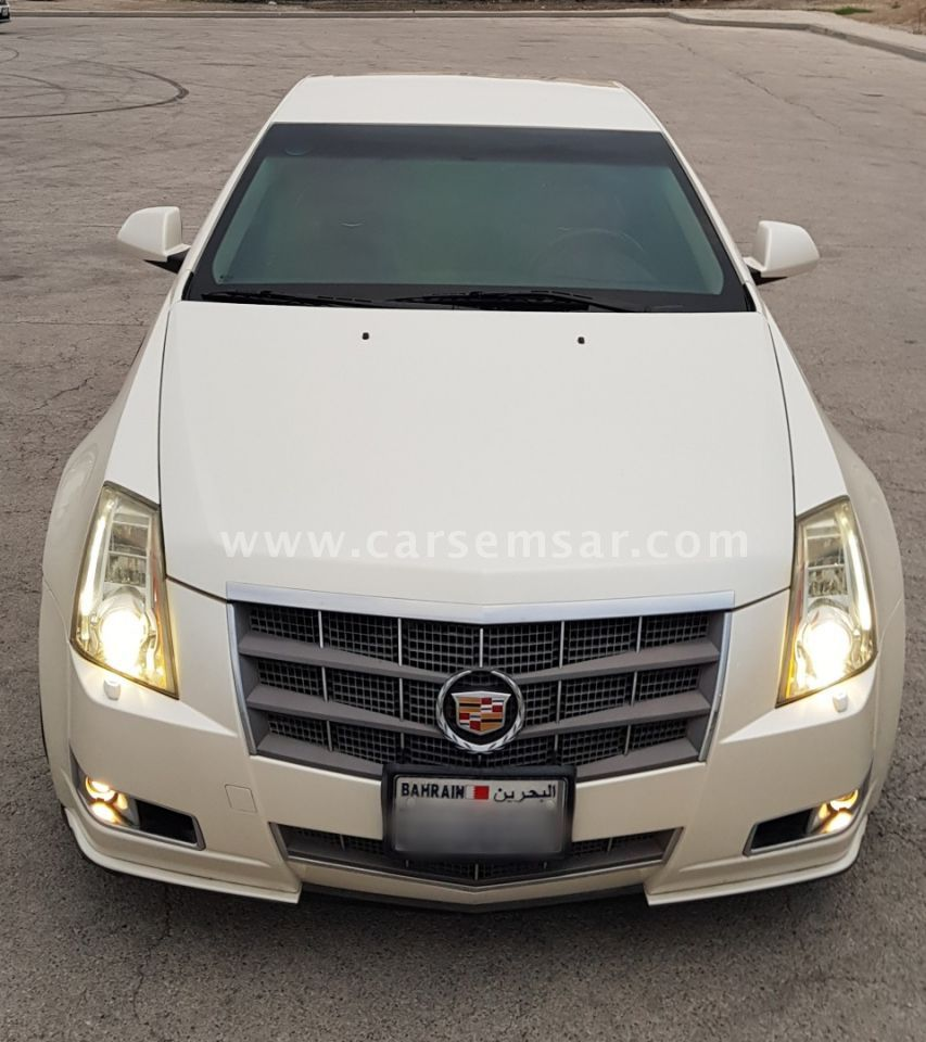 2010 Cadillac CTS 3.0 V6 For Sale In Bahrain