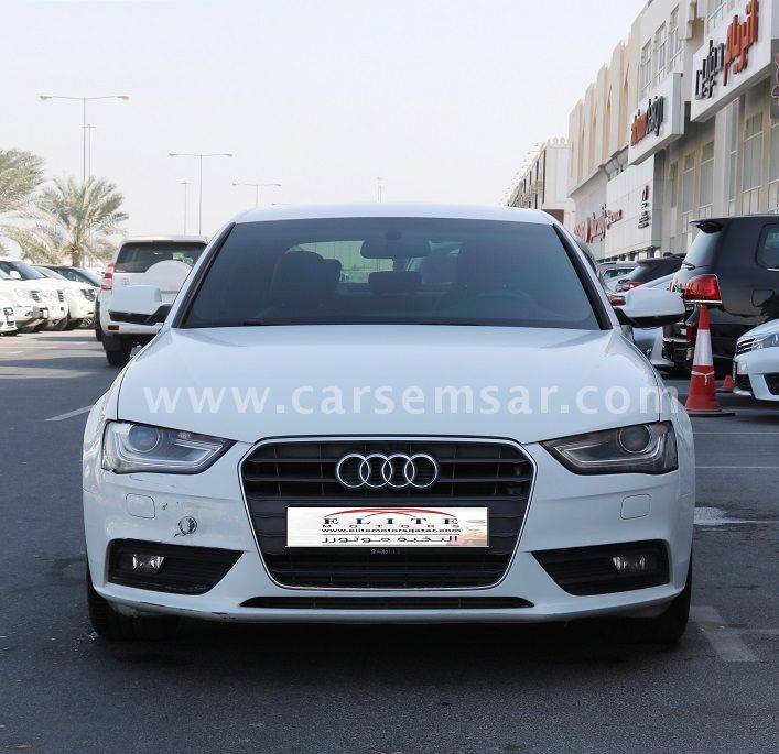 2015 Audi A4 Avant 1.8T For Sale In Qatar