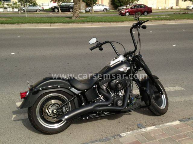2012 Harley Davidson Fatboy Low