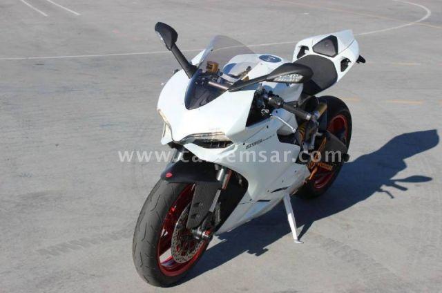 2015 Ducati Super Bike 899 Panigale