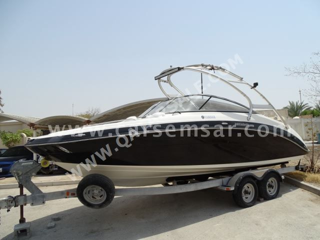 Yamaha Jet Boat Limited 242